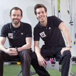 Profil: Fit4theGame, Maximilian Lankheit und Gavin Nugent
