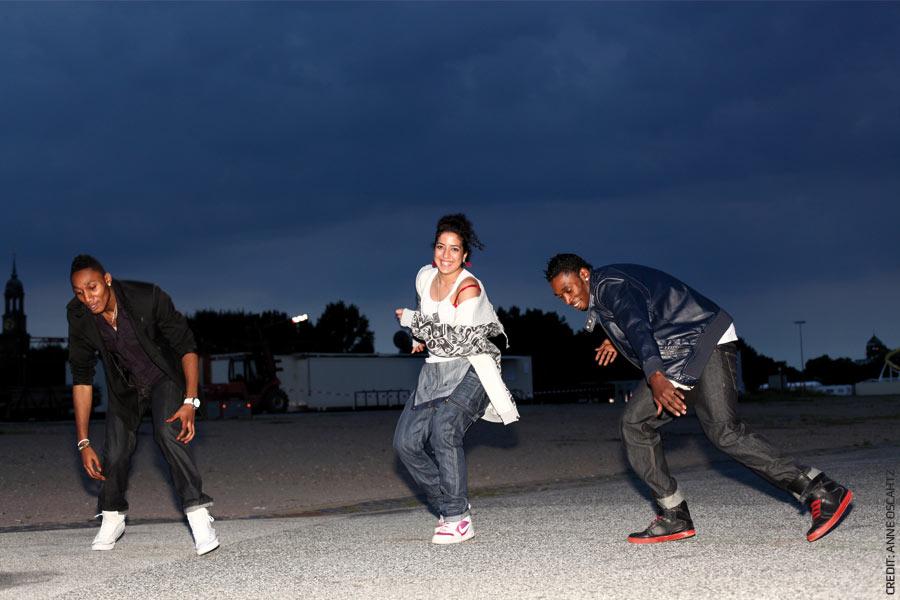 Tanzen macht Sinn: Illham, alias M.G.
