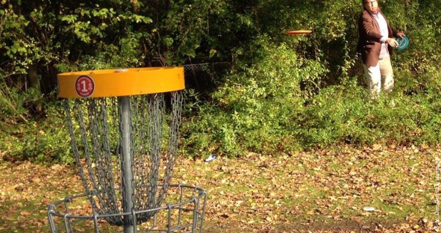 Draußensport: Disc Golf Club Hamburg