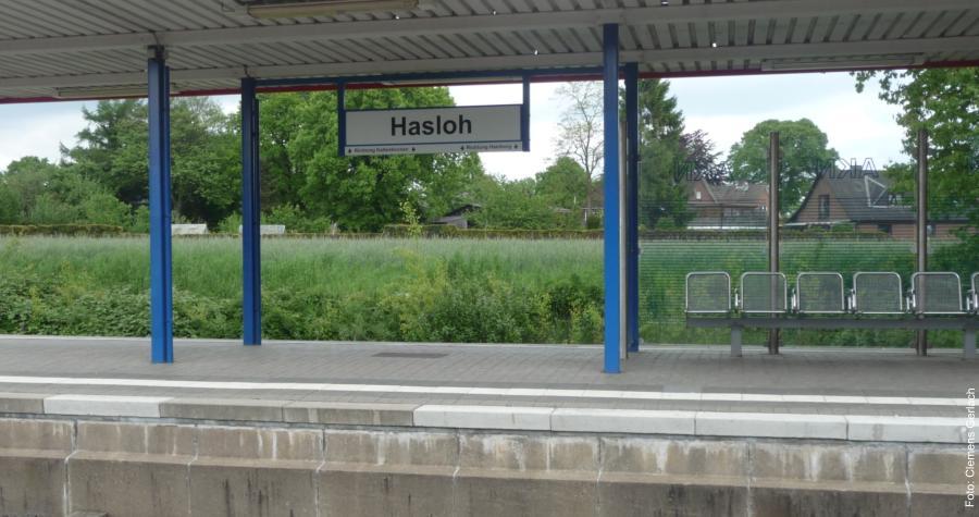 Lieblingsort: Bahnhof Eidelstedt 2