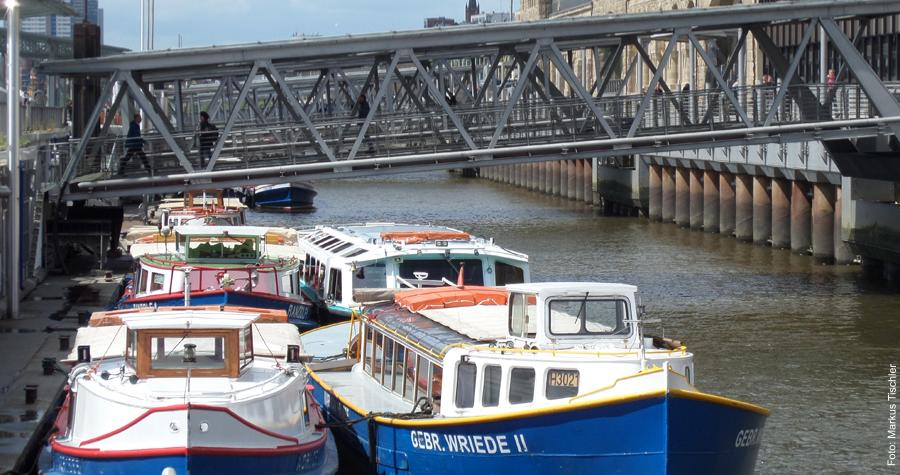 Brücken: Die Landungsbrücken