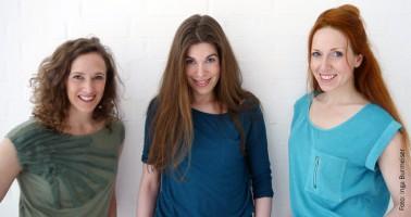 Das Pausenkicker-Trio
