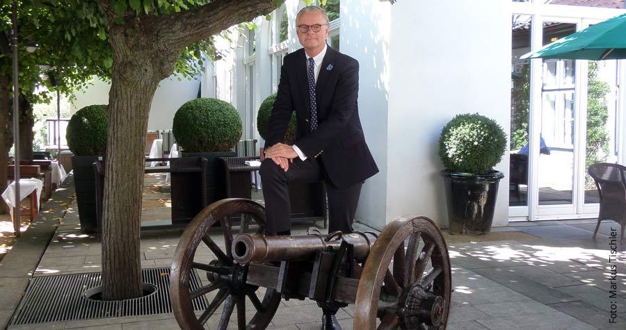 Hoteldirektor Jost Deitmar
