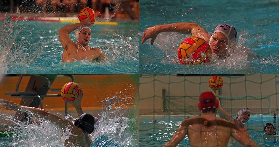 Wasserball Poseidon
