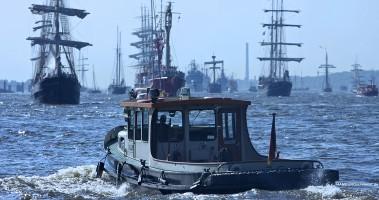 Hamburg-Hafen-Elbe