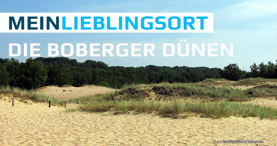 Mein Lieblingsort: Die Boberger Niederung / Boberger Dünen