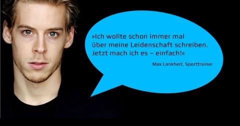 Im Profil: Max Lankheit