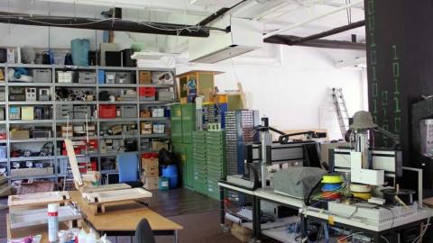 Attraktor: Makerspace in City-Nord