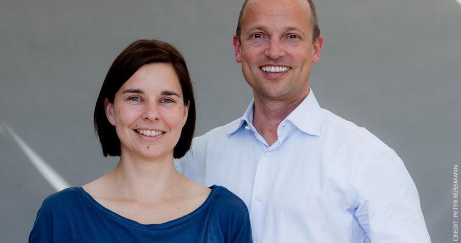 Hanka Schrader und Torben Schacht von der Stärkenkompass GmbH