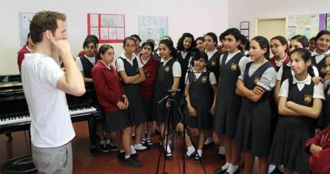 Invasion der Stimmen: Grenzenlos singen
