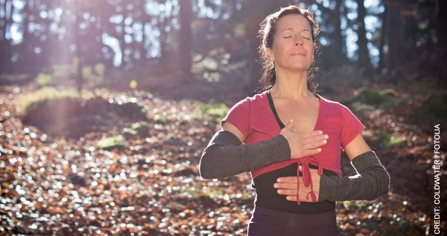 Pranayama: Yoga-Tipp von Jana Schuldt, Hamburg