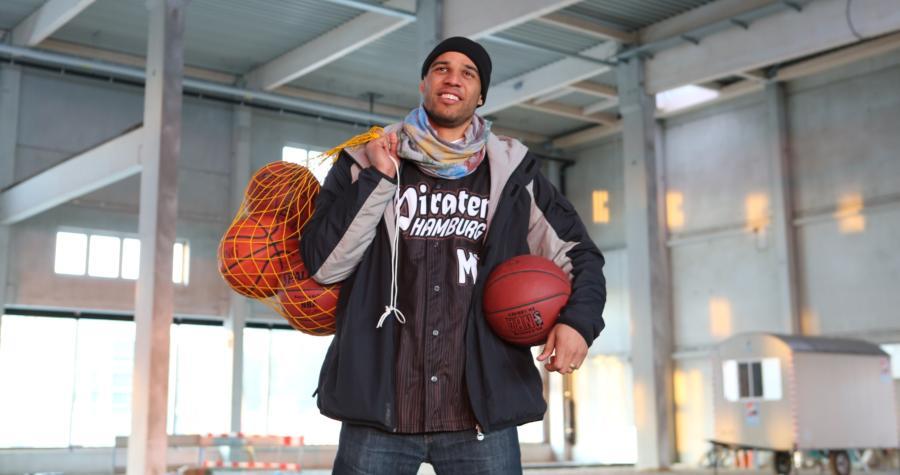 Mein Hamburg: Basketballtrainer Marvin Willoughby