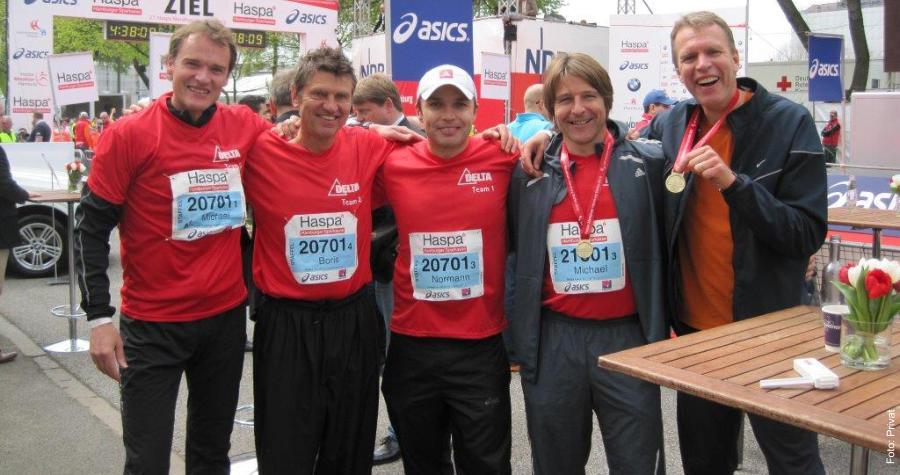 Team Elbstaffel Boris Bansemer