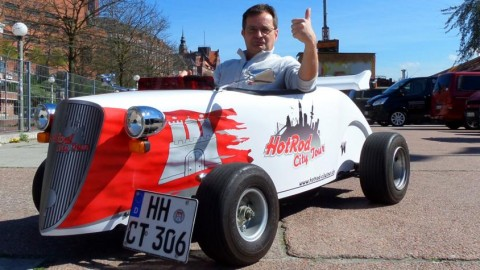 Mini Hot Rods – Rollen, Rasen, Riesenspaß