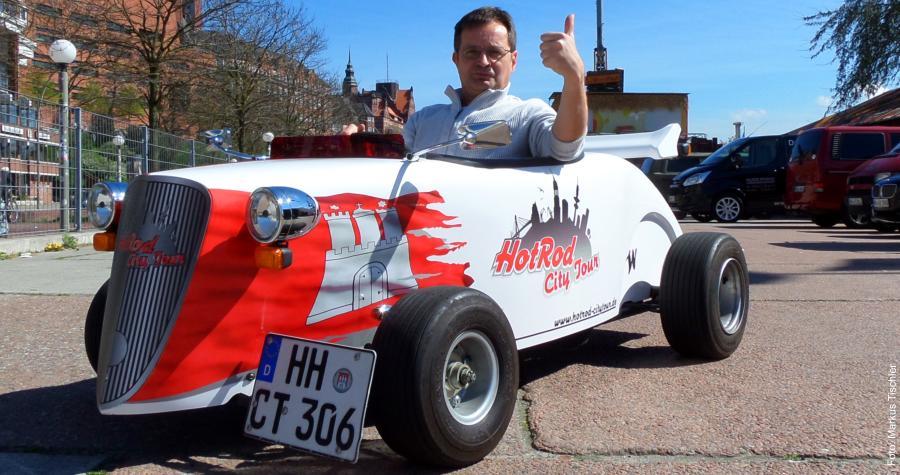 Hot Rod: Markus Tischler