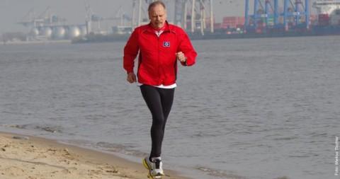 """Wolfgang Timm: """"Der Marathon ist hanseatische Bürgerpflicht"""""""