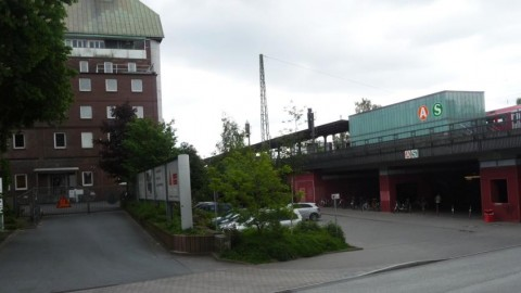 Mein Lieblingsort: Bahnhof Eidelstedt