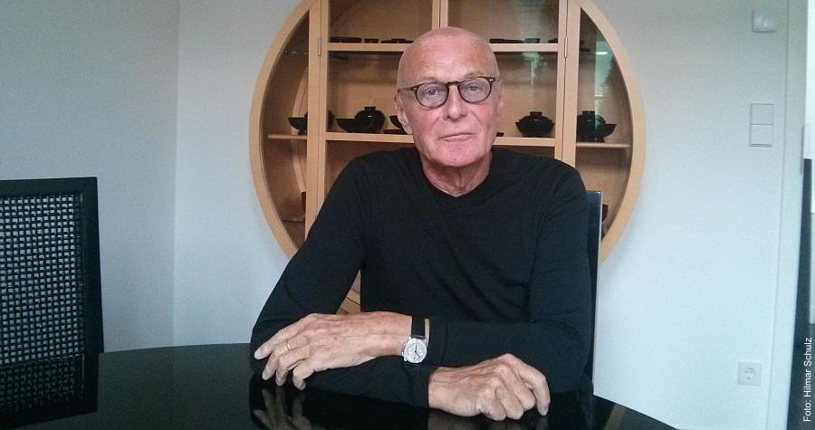 Designer Peter Schmidt