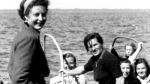 Annaliese Teetz – Deutschlands erste Kapitänin