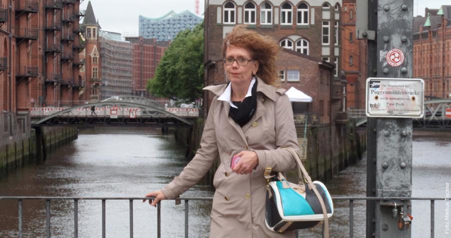 Mein Hamburg: Sabine Sternberg