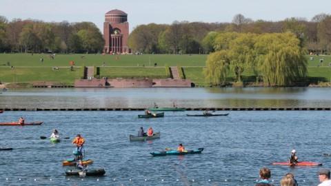 100 Jahre Stadtpark – Grillwiesen oder Bildungspark?