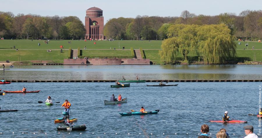 100 Jahre Stadtpark