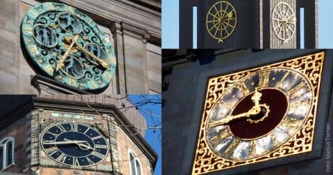 Turmuhren: Kunstwerke aus der Uhrgeschichte