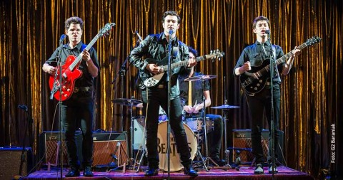"""Backbeat"" im Altonaer Theater: Die Beatles back in town"