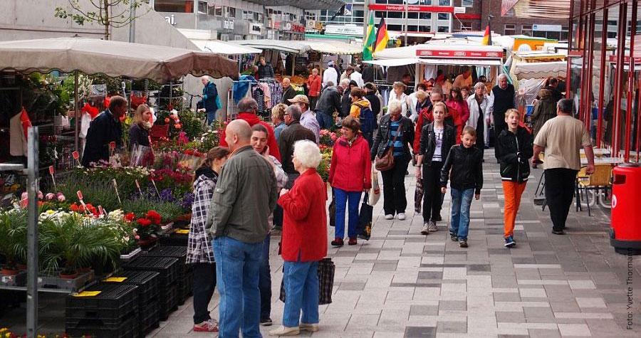 Langenhorn Markt