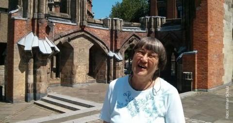 Mein Hamburg: Gudrun Schmidtke
