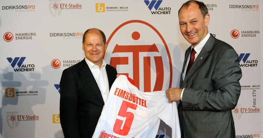 Frank Fechner Olaf Scholz