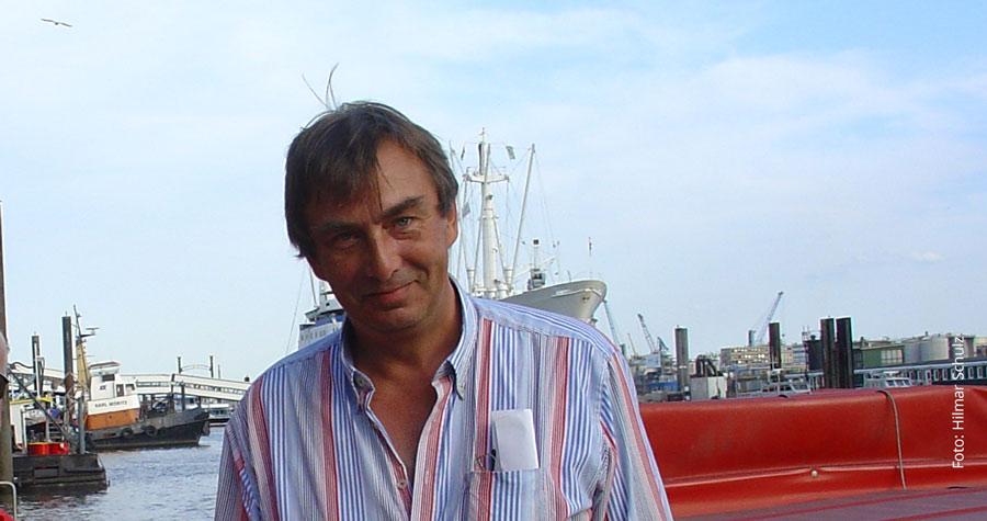 Mein Hamburg Andreas Grünwald
