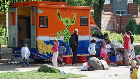 SCHNACKFRISCH! – Im Stadtpark sind die Spieltiger los