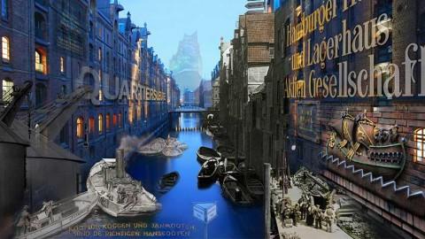 Fotokalender: Speicherstadtvisionen