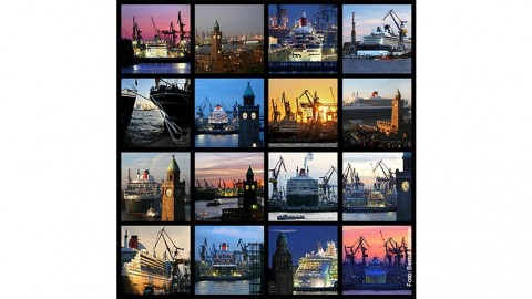Fotokalender: Dock