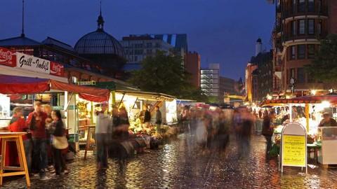 Fotokalender: Fischmarkt