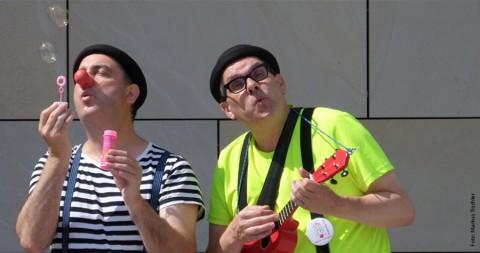 Mein Hamburg: Klinik-Clowns