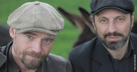"Tim Lothar und Holger ""HoBo"" Daub: Bärtige Bluesbrüder"
