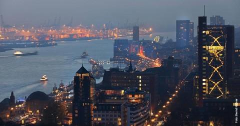 Fotokalender: Hotel Hafen Hamburg