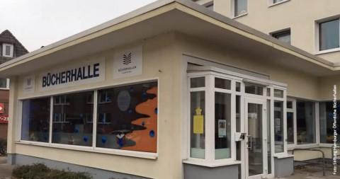 Bücherhalle Finkenwerder: Erste Open Library Deutschlands