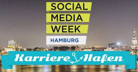 Social Media Week Hamburg: Karriere-Hafen