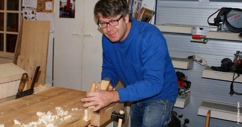Handwerk lernen: Tischlein bau ich