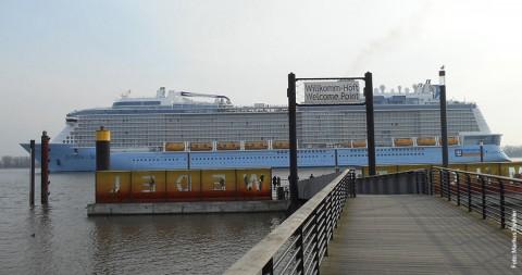 """Willkomm Höft: Schiffsmeldungen für """"Sehleute"""""""