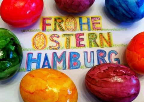 Ostern darf bunt sein