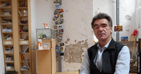 Bernd Lohse: Pilgerpastor und Krimiautor