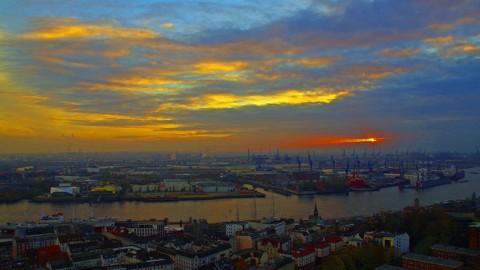 Schöne Aussicht: Hamburg zum Angucken