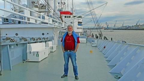 Cap San Diego: Hamburgs elegantester Weißer Schwan