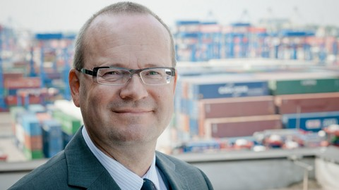HHLA-Thomas Lütje: Bewegende Logistik in Hamburg
