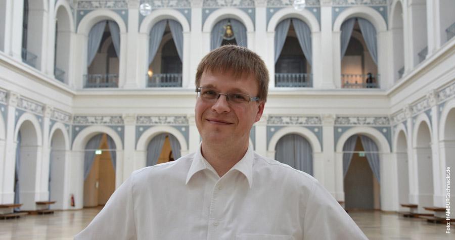 Handelskammer-Innovationsberater Jörg Hilmer: Erfinder der Patentrezepte
