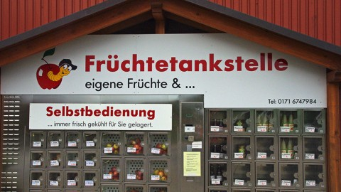 SCHNACKFRISCH! – Obstkraftstoff